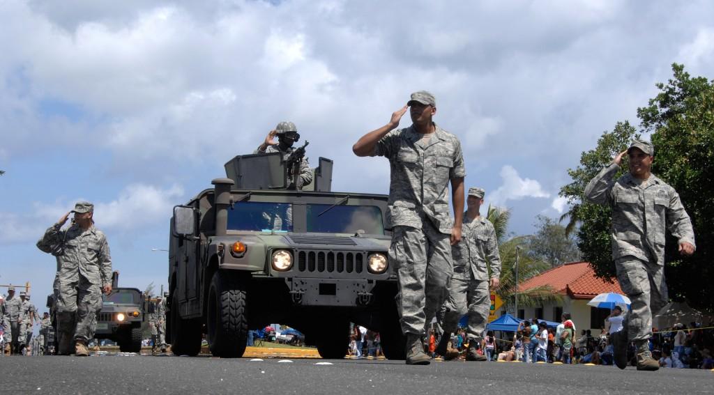 2008 Liberation Day Parade